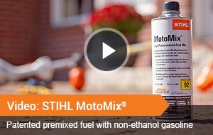 Watch Video - STIHL MotoMix®