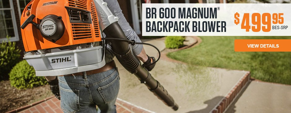 BR 600 MAGNUM® BACKPACK BLOWER